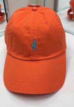 Polo Ralph Lauren Sports Pony Logo Hat Cap  NEW $40
