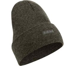 Nike Sportswear Just Do It JDI Beanie Hat Dark Gray/Green Un