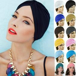 Turbans For Women Turban Hat Wrap Hijiab Cap Head Wraps For