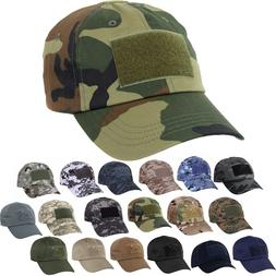 Tactical Operator Cap Adjustable Military Contractor Army Pa