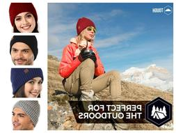 Tough Headwear Winter Beanie Knit Hats for Men and Women War