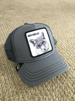 Men's Goorin Brothers 'Silver Fox' Trucker Hat - Black