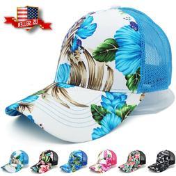 Trucker Hat Mesh for Men and Women Adjustable Caps Curve Bil
