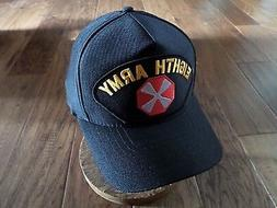 U.S MILITARY EIGHTH 8TH ARMY HAT U.S MILITARY OFFICIAL BALL
