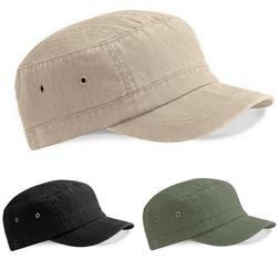 Urban Army Hat Baseball Cap Cotton Sun Hat Adjustable Beechf