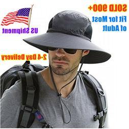Fashman Boonie Hat Wide Brim Sun cap Outdoor Sunscreen Water