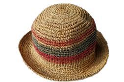 Women's Fashion Hats Straw Hats Summer Beach Hats Classic Ra