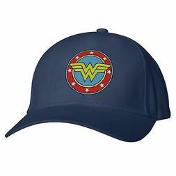 Wonder Woman Justice League Baseball Cap, Birthday Gift Embr