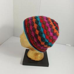 Handmade WOOL hat from Peru